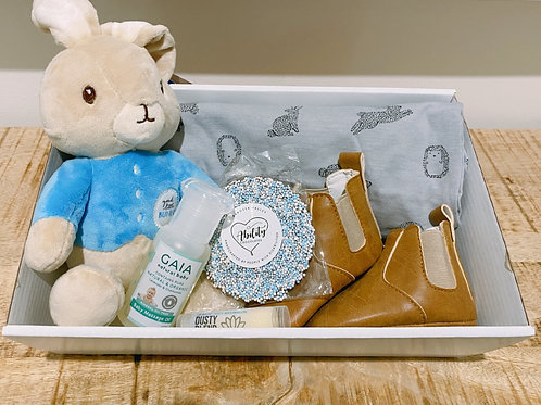 Baby Boy Peter Rabbit with Boots
