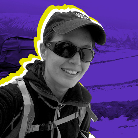 S2 Ep 6:  Sophie Cairns – Conquering the seven volcanoes