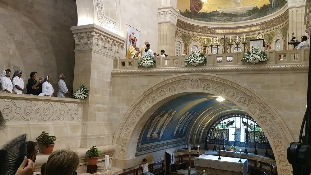 הר תבור, כנסיית הר תבור