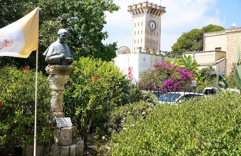 המנזר הפרנציסקני בהר תבור