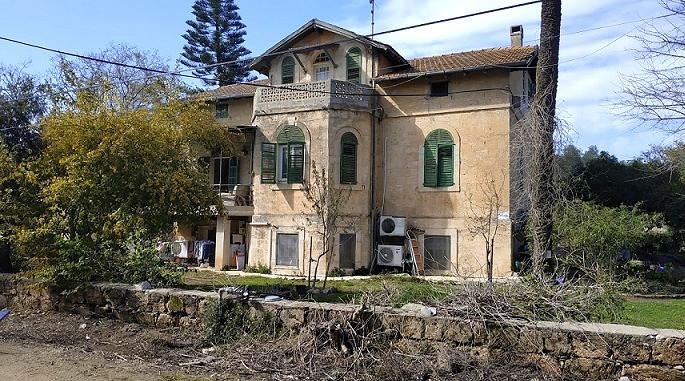 בתי הטמפלרים, בית לחם הגלילית