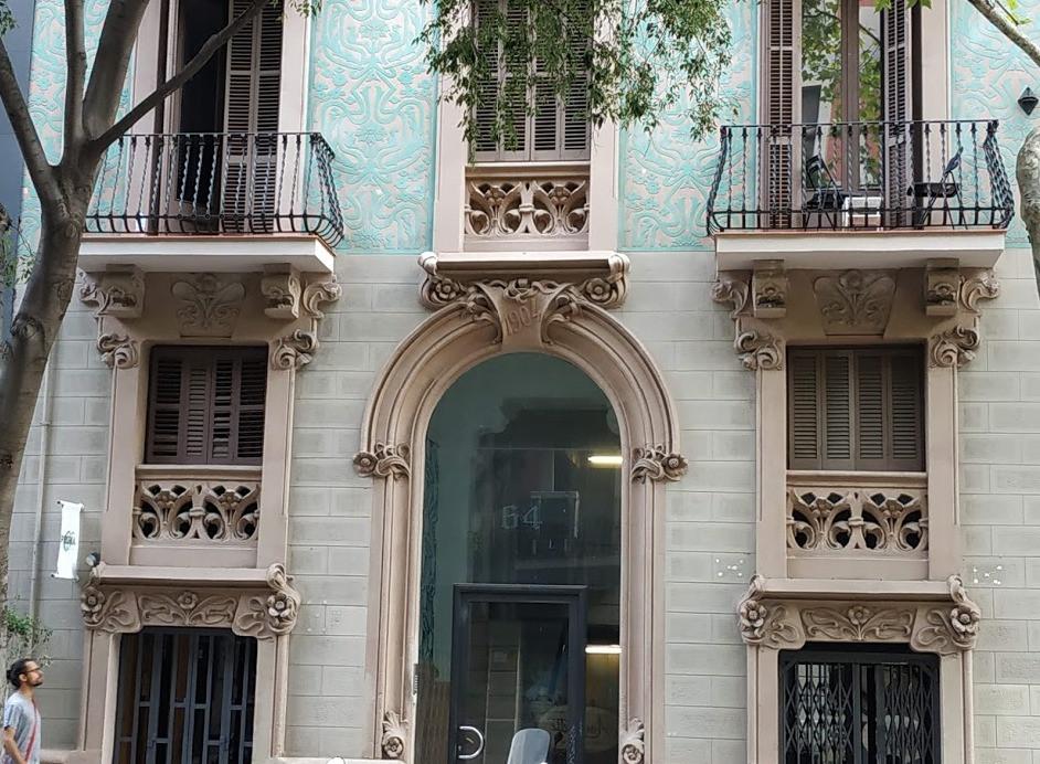 ברצלונה אדריכלות