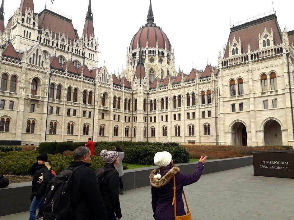 בניין הפרלמנט בודפשט, בלוג טיולים כבר אורזת