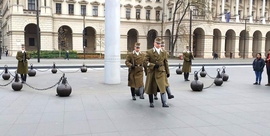 בניין הפרלמנט בודפשט