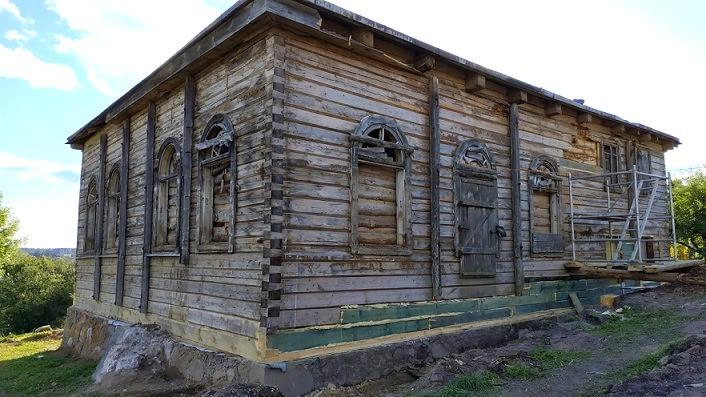 בית הכנסת העתיק באלנטה, ליטא