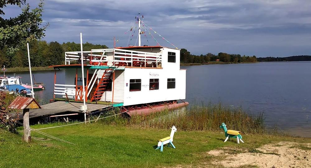 ספורט ימי באגמים, ליטא