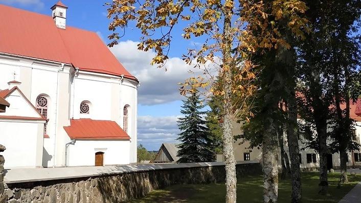 כנסיית וידנישקיאי, ליטא
