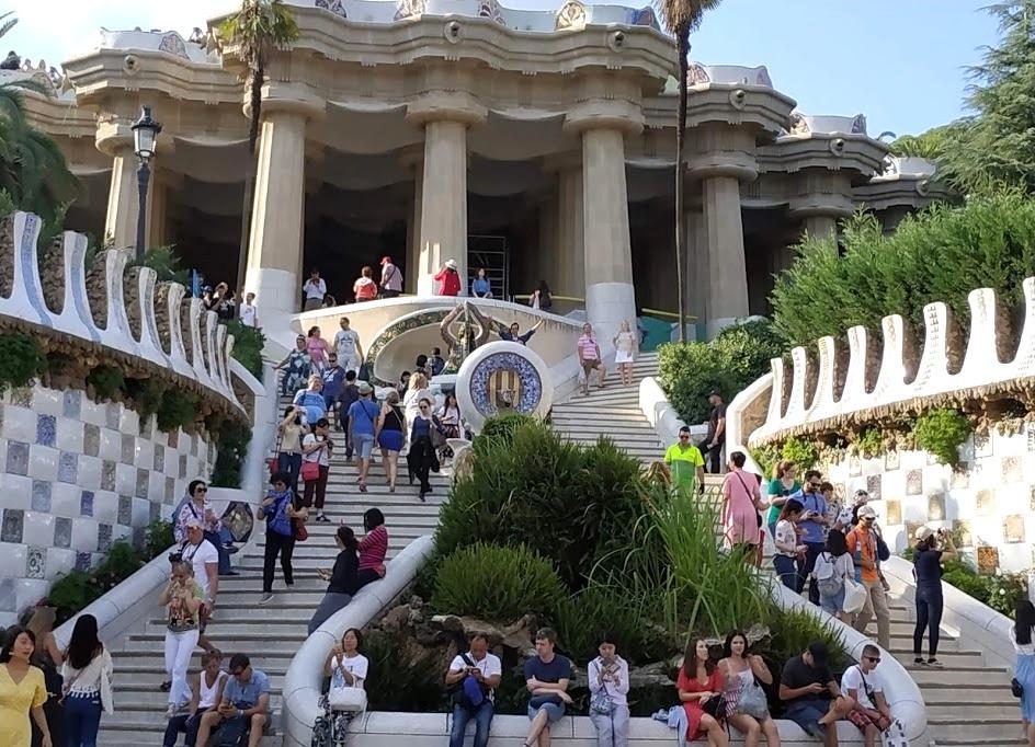 פארק גואל ברצלונה