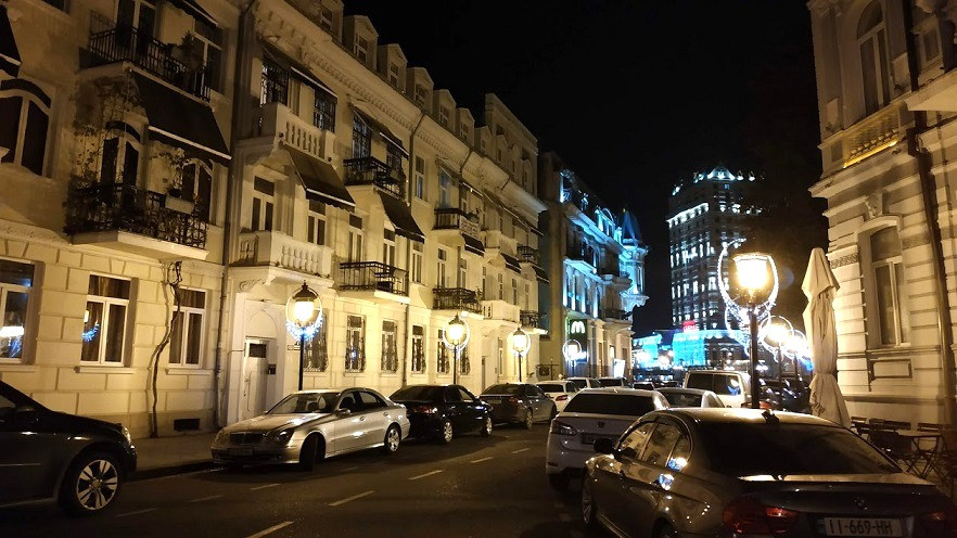העיר העתיקה בטומי, בלוג הטיולים כבר אורזת