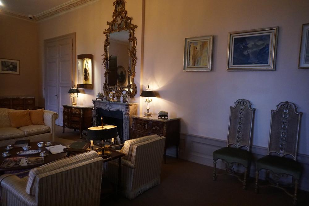 אחוזת ביתו של צ'ארלי צ'אפלין
