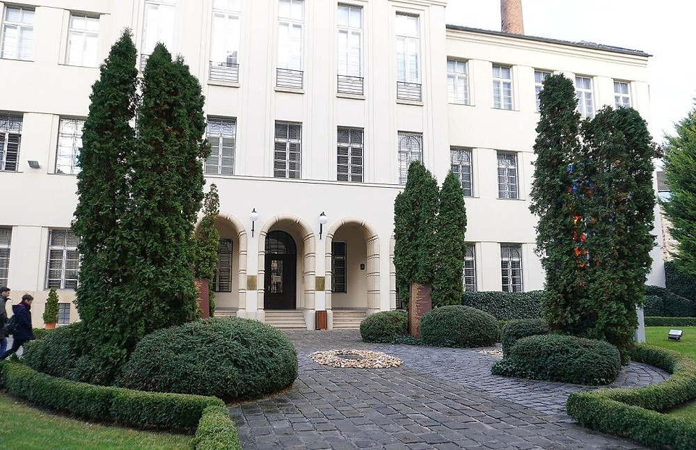 בית הכנסת הגדול בודפשט
