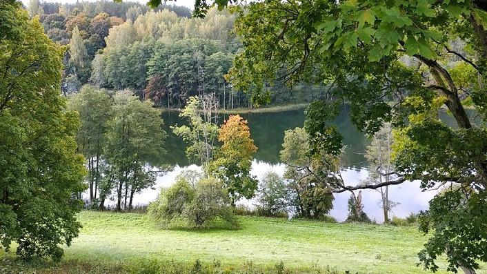 אגם אסביה ליטא