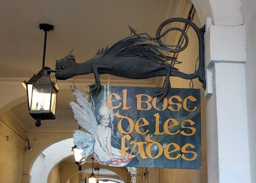 בית הקפה של הפיות ברצלונה