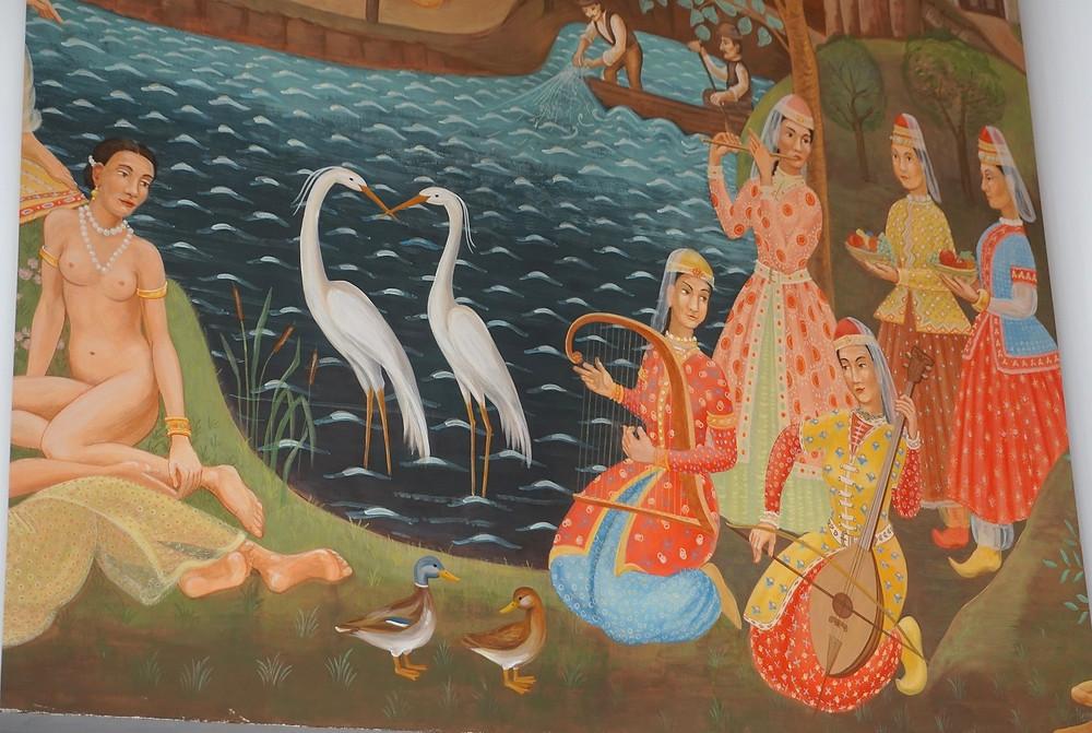 ציורי קיר בודפשט
