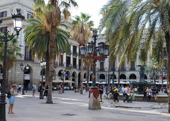 כיכר ריאל ברצלונה