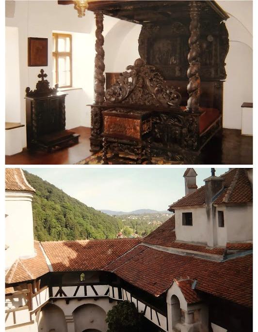 טירת בראן, הטירה של דרקולה, רומניה