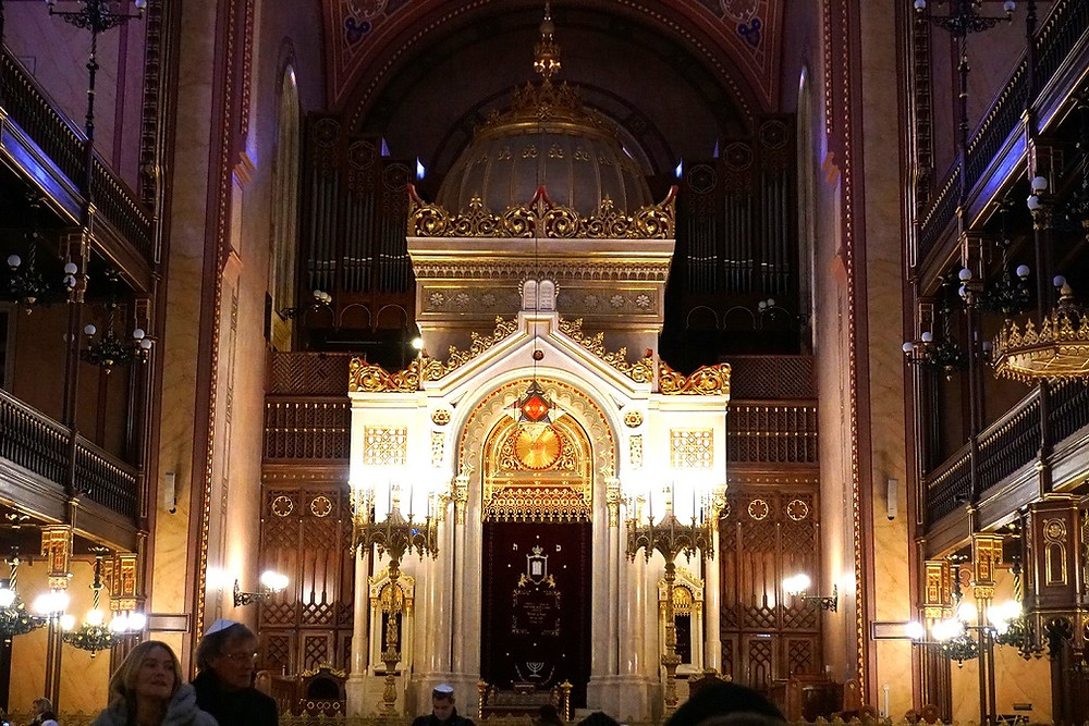 בית הכנסת היהודי בודפשט