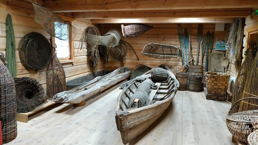 מוזיאון הדייג  Lake Fishery Museum, ליטא
