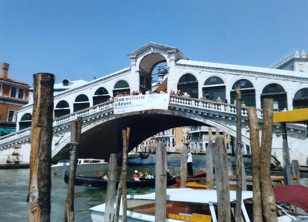 ונציה, גשר ריאלטו, בלוג טיולים