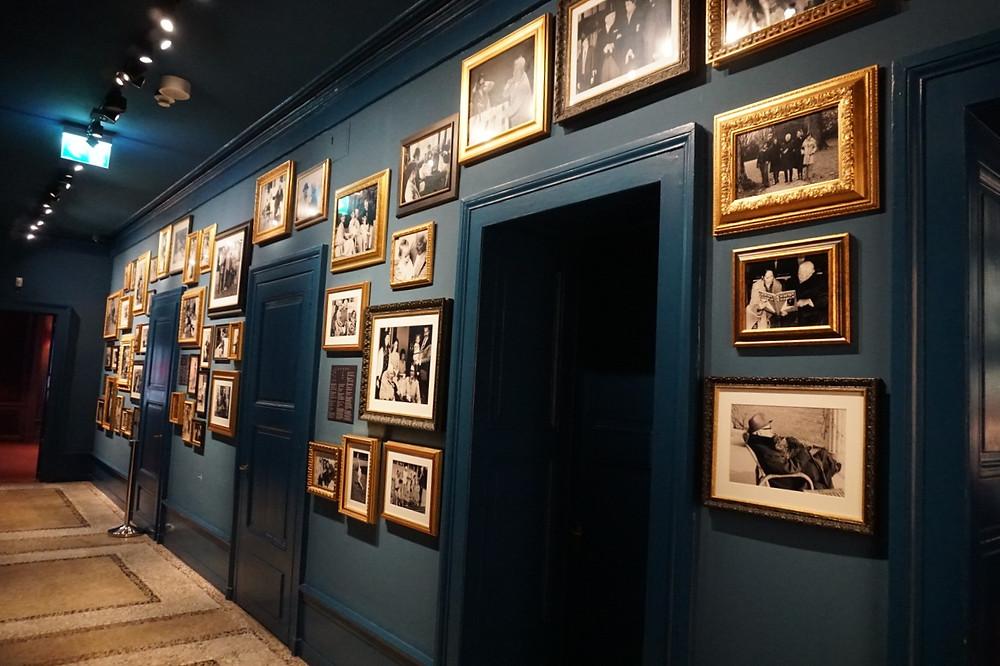עולמו של צ'אפלין, מוזיאון צ'ארלי צ'אפלין, ווה