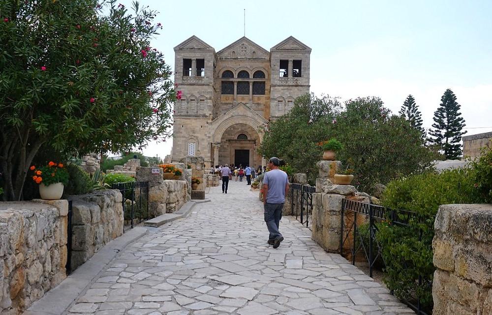 הכנסייה הפרנציסקנית בהר תבור
