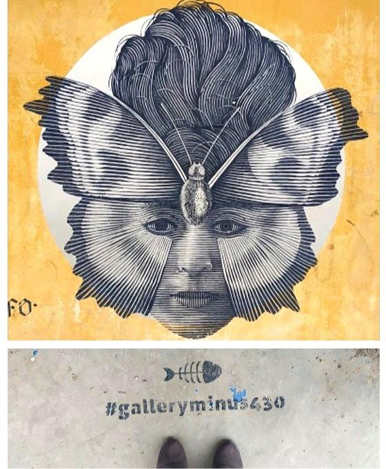 גלריה מינוס 430, אטרקציות בים המלח, חוף קליה