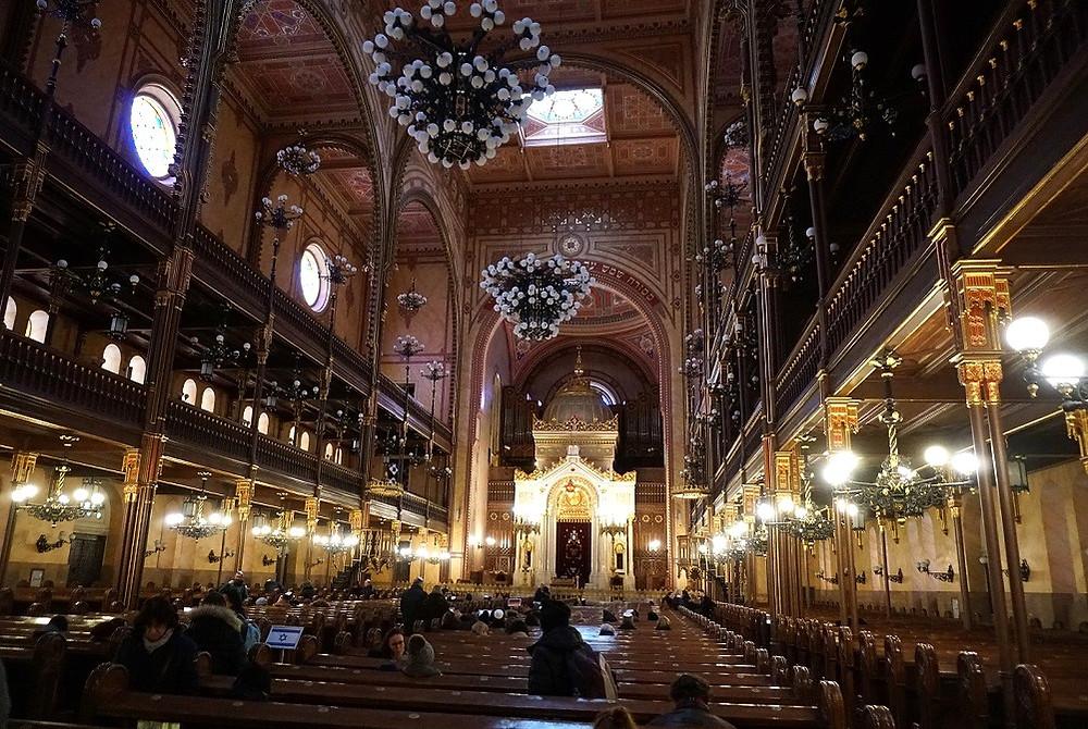 בית כנסת דוהני בודפשט