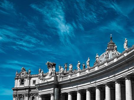 "September 15 - ""A holy catholic Church''"