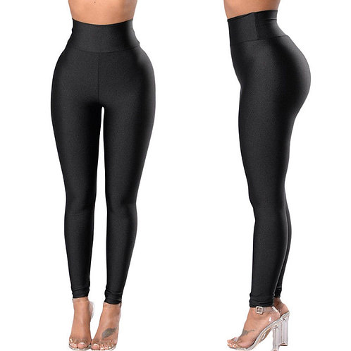High Waist Yoga Fitness Leggings Running Gym Stretch Sport Pants Trousers