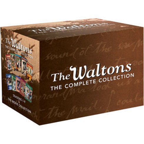 The Waltons: The Complete Collection (DVD)