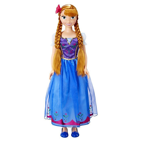 Frozen Anna My Size Doll 3' Walt Disney
