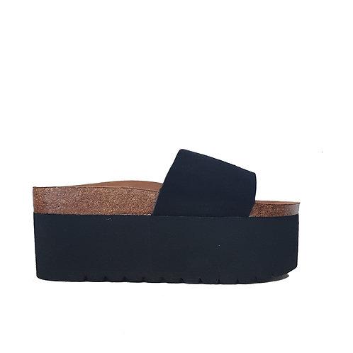 Sandalia BLOCK BLACK