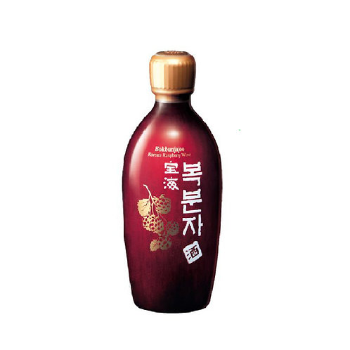 Bohae Bokbunja Raspberry Wine Bottle of 6