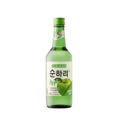 CHUMCHURUM GREEN APPLE 360ml Bottle of 20