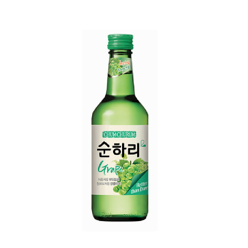 CHUMCHURUM GRAPE 360ml Bottle of 20