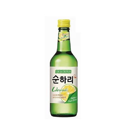 CHUMCHURUM CALAMANSI 360ml Bottle of 20