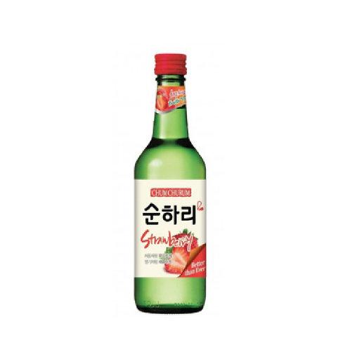 CHUMCHURUM STRAWBERRY 360ml Bottle of 20