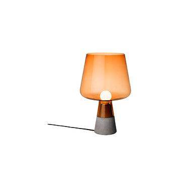 Лампа  380 x 250 мм медного цвета