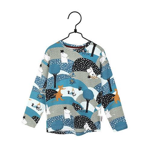 Moomin Рубашка, синяя