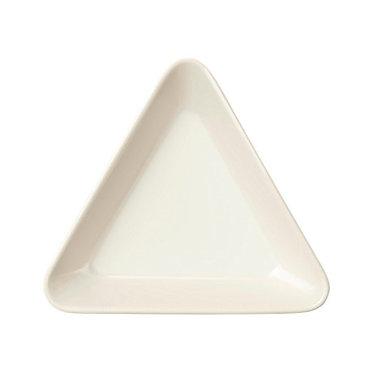 Teema Блюдо треугольное 12см белое