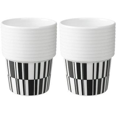 Rörstrand Filippa K - стаканчики для чая и кофе 0,31 л. 2 шт.