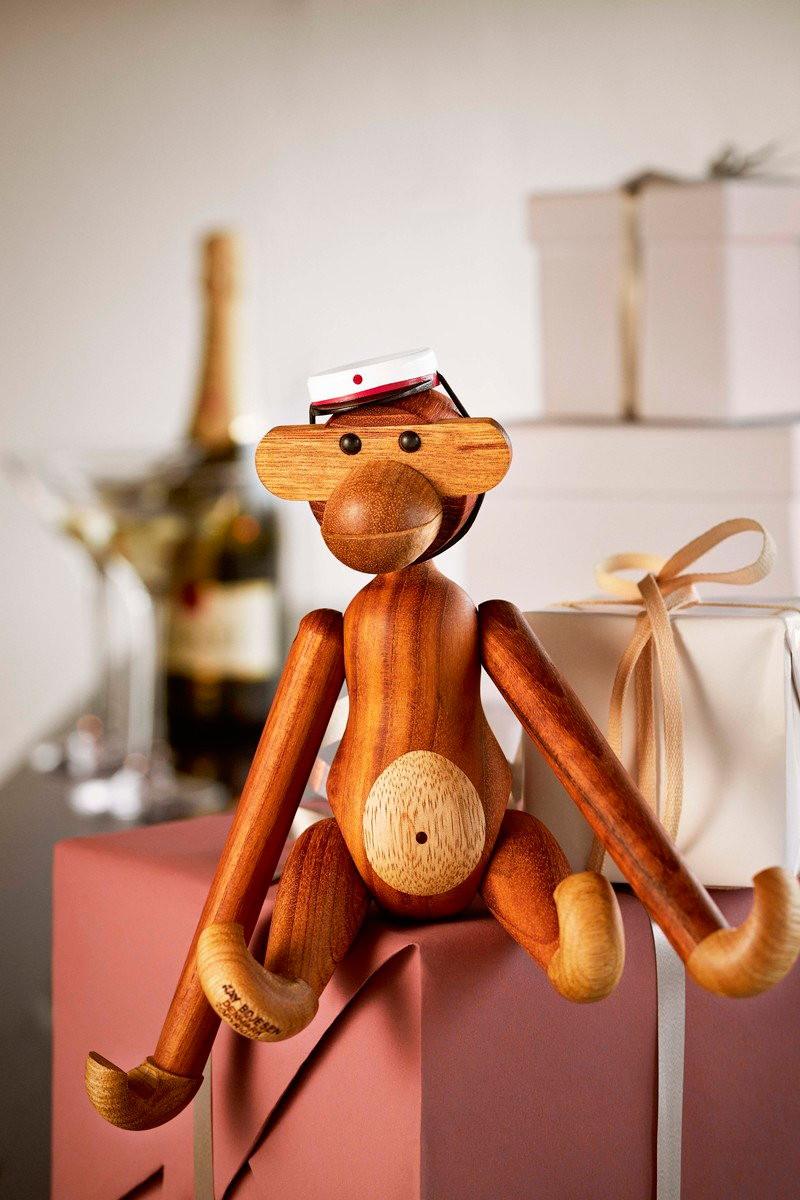 деревянная обезьянка