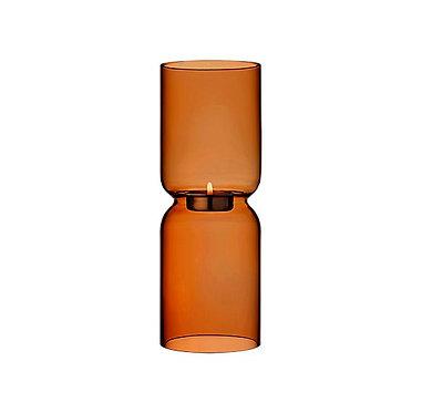 Lantern Фонарь подсвечник  250 мм цвета меди
