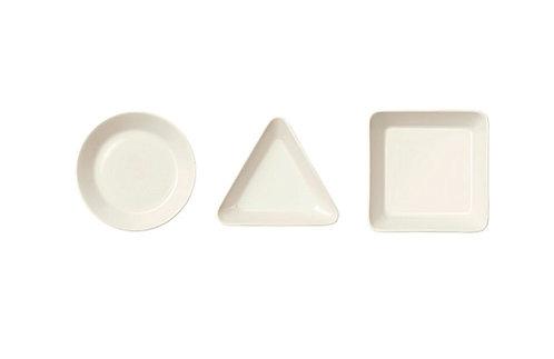 Teema Набор из трёх тарелок (белый)