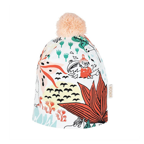 Moomin Шапка Magic Forest Off-white