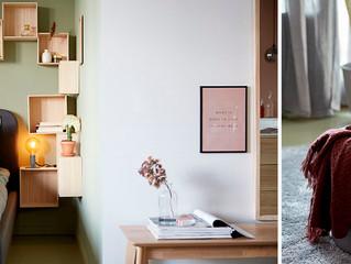 6 простых советов декора небольшой квартиры