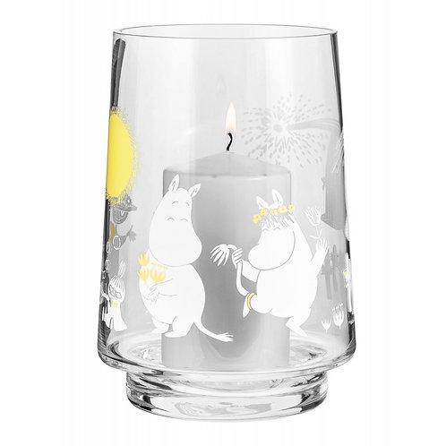 Moomin Originals Подсвечник/Ваза ВЕЧЕРИНКА 20 см.