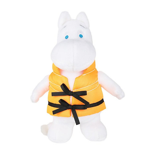 Муми-тролль и Наше Море,24 см. Мягкая плюшевая игрушка.