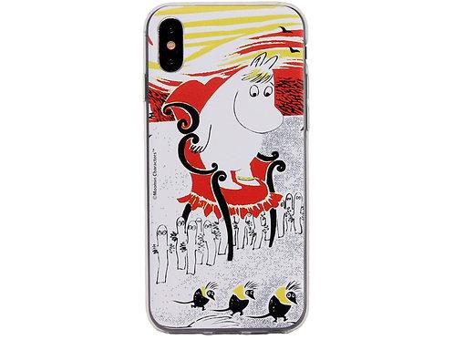 Moomin Мягкий чехол Classic 2 для iPhone Х / ХS