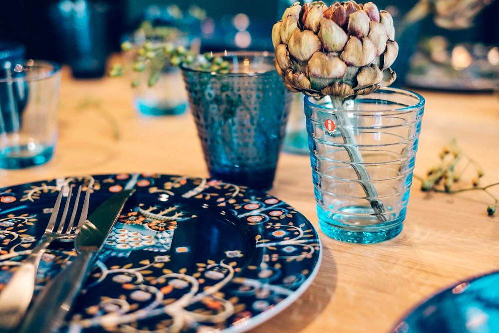 финская посуда
